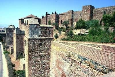 Крепость Малаги (Alcazaba de Málaga)