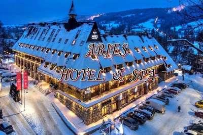 Отель Aries Hotel & Spa в Закопане