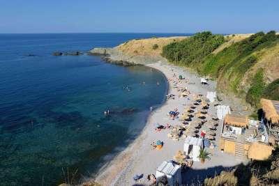 Пляж Царево