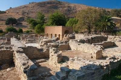 Руины Гортины