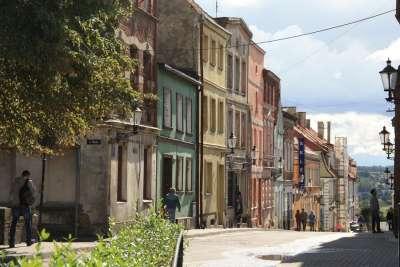 Улицы города Гнев