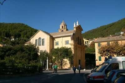 Церковь Санта Катерина