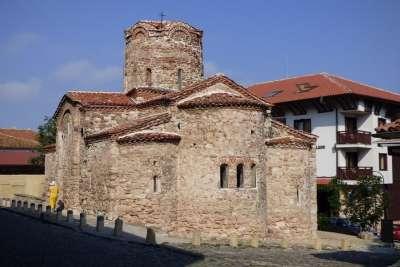 Церковь Св Иоанна Крестителя