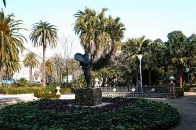 Парк Пасео-дель-Парко