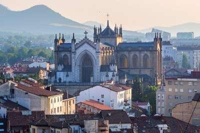 Витория - столица Старны Басков