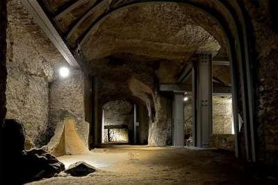 Гробница Сципионов внутри