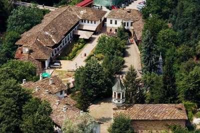 Дряновский монастырь Святого Архангела Михаила