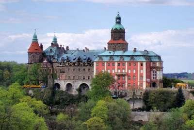 Замок Ксенж