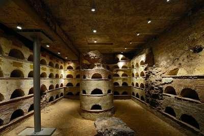 Колумбарий гробницы Сципионов