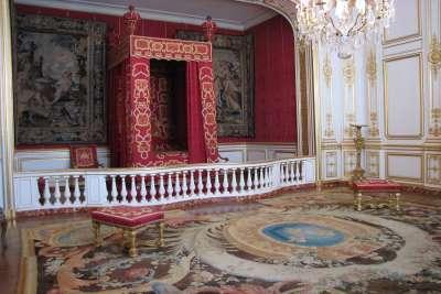 Королевские покои в замке
