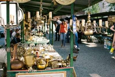 Краковский Блошиный рынок