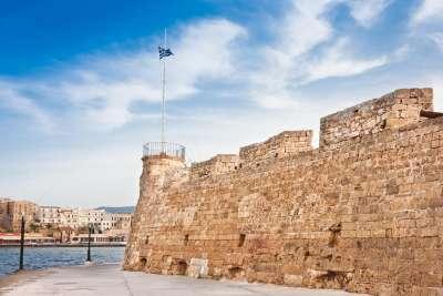 Крепость Ханья