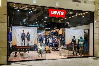 Магазин Levi Strauss в Кракове