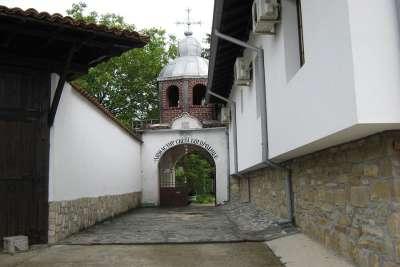 Монастырь Святой Богородицы