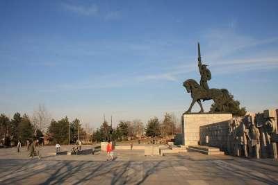 Монумент хану Аспару