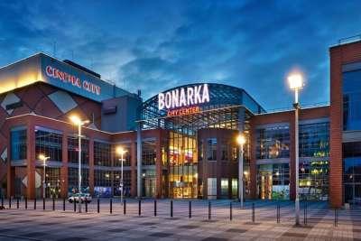 Торговые центры Кракова. Bonarka City Center.