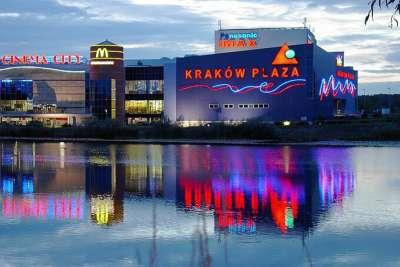 Торговые центры Кракова
