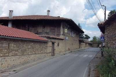 Улицы Арбанаси