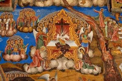 Фрески Рильского монастыря