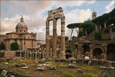 Храм Цезаря