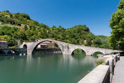 Мост Понте делла Маддалена