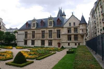 Вид на дворец