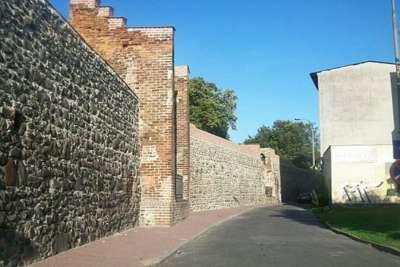 Гожув Великопольский. Крепостные стены