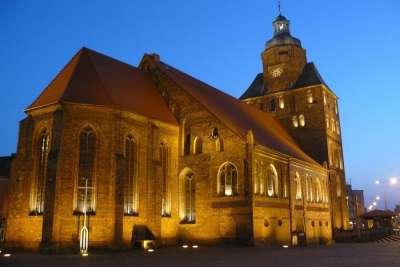 Город Гожув-Великопольский. Кафедральный собор