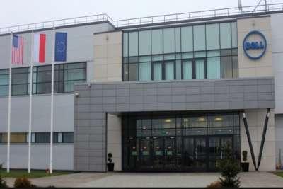 Завод Dell. Город Лодзь, Польша