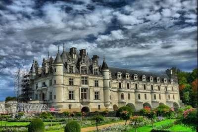 Замок Блуа