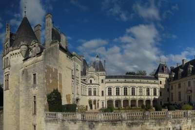 Замок Брезе