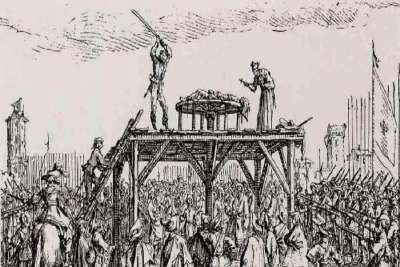 Казни на Гревской площади