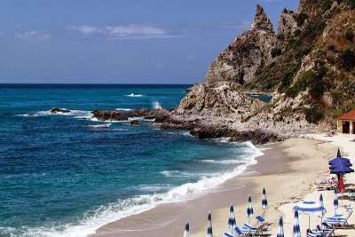 Пляж на мысе