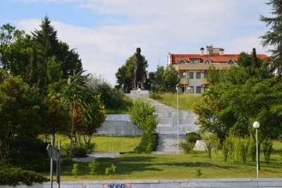 Статуя Спартака