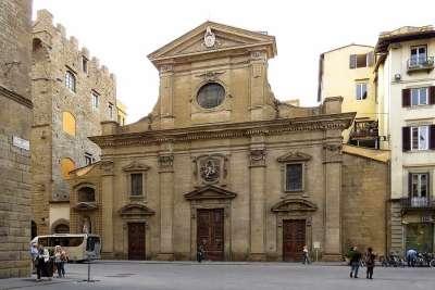 Церковь Санта-Тринита