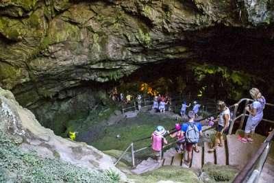 Экскурсии в пещеру