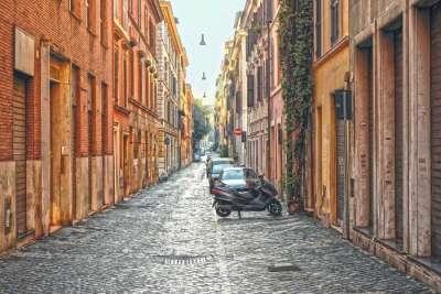 Архитектура улиц