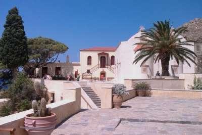 Верхний монастырь Превели
