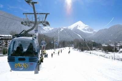 Горно-лыжный курорт Банско