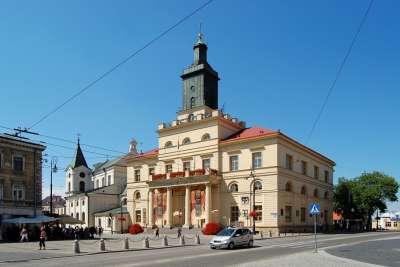 Городская ратуша Люблина