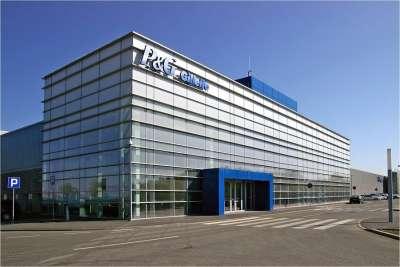 Завод Gillette в Лодзи