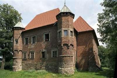 Замок в Дембно