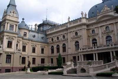 Музей истории во дворце