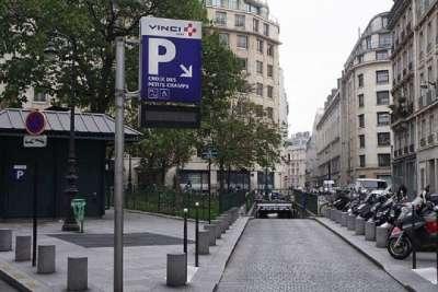 Подземные парковки