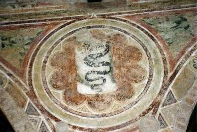 Фамильный герб Висконти