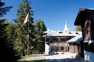 Bistritsa Palace