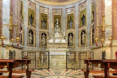 Церковь Св. Доминика внутри