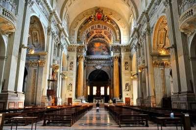 Зал Кафедрального собора