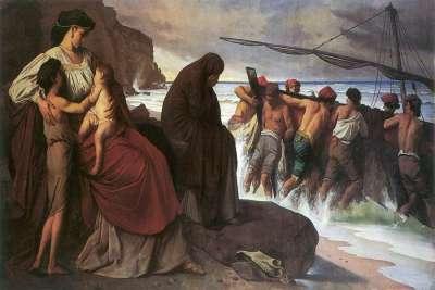 """Картина """"Медея"""" на основе трагедии Сенеки"""