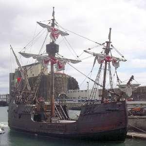 "Копия корабля ""Санта Мария"""